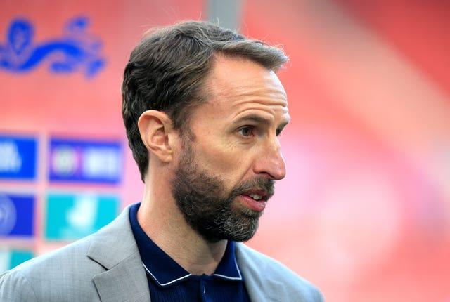 Southgate has been outspoken in football's fight against racism and inequality