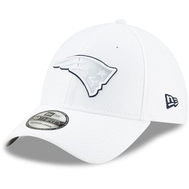 New England Patriots 2019 NFL Sideline 39THIRTY Flex Hat
