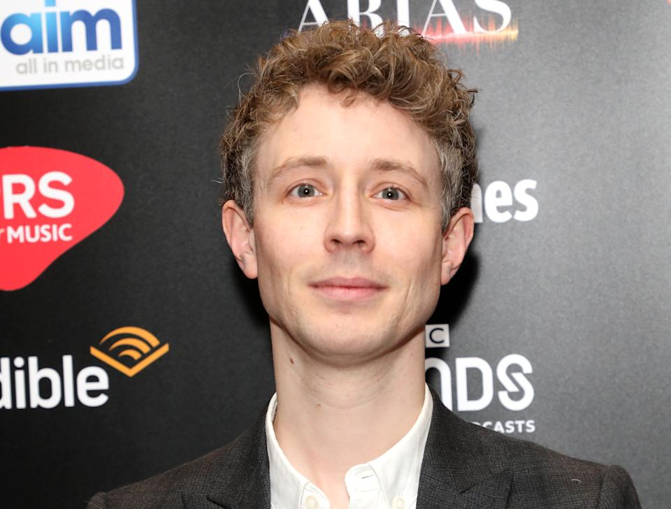 Matt Edmondson attending The Audio and Radio Industry Awards held at The London Palladium, London. (Photo by Lia Toby/PA Images via Getty Images)