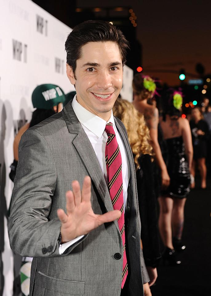 "<a href=""http://movies.yahoo.com/movie/contributor/1804512153"">Justin Long</a> at the Los Angeles premiere of <a href=""http://movies.yahoo.com/movie/1810036665/info"">Whip It!</a> - 09/29/2009"