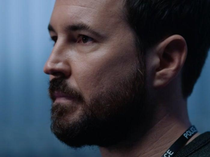 Does DI Steve Arnott (Martin Compston) know more than he's letting on in 'Line of Duty'?BBC iPlayer