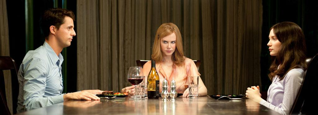 "Matthew Goode, Nicole Kidman and Mia Wasikowska in Fox Searchlight Pictures' ""Stoker"" - 2013"