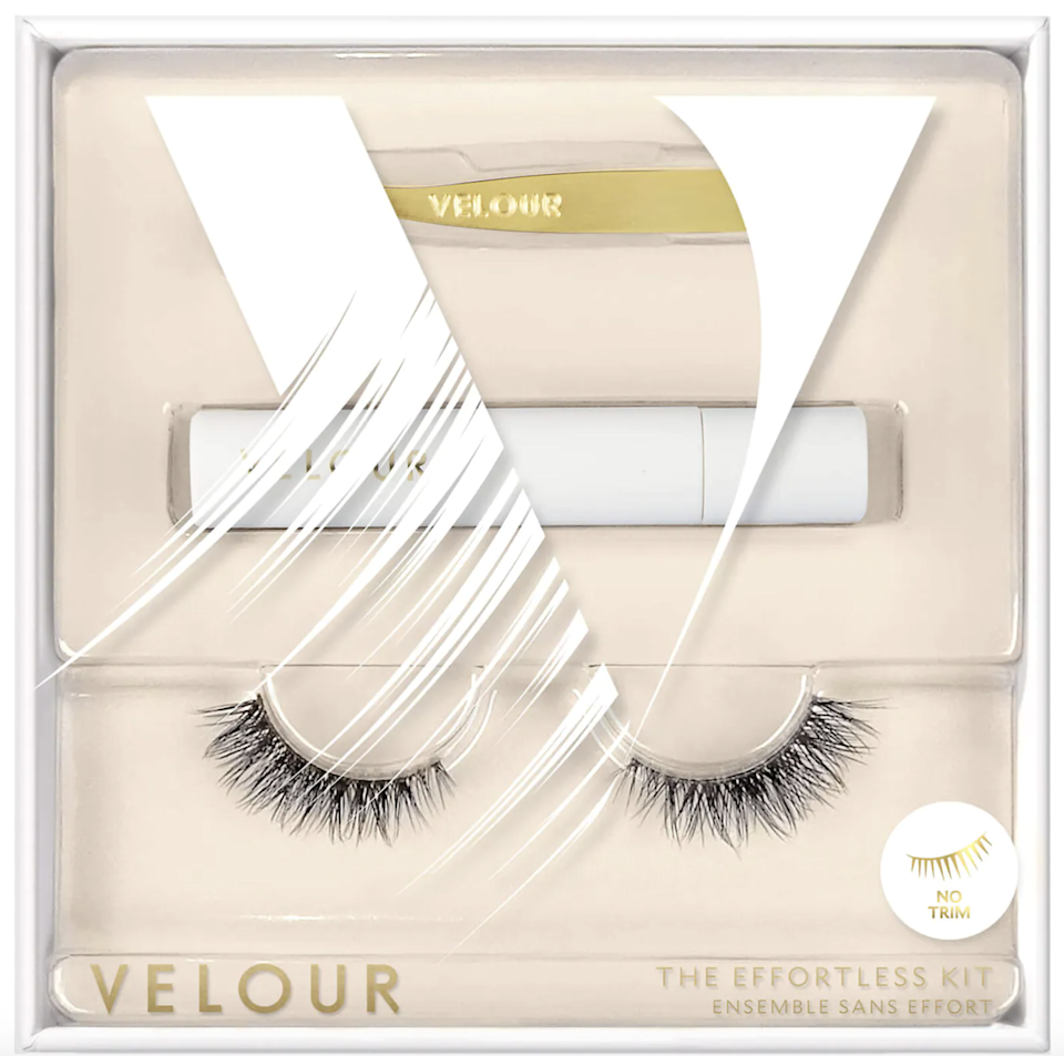 """<p>Velour founder <a href=""""https://www.allure.com/story/asian-pacific-american-founded-beauty-brands?mbid=synd_yahoo_rss"""" rel=""""nofollow noopener"""" target=""""_blank"""" data-ylk=""""slk:Mabel Lee"""" class=""""link rapid-noclick-resp"""">Mabel Lee</a> has had a hardworking hustle attitude embedded within her since a very early age. Lee is committed to offering high-quality, cruelty-free <a href=""""https://www.allure.com/gallery/best-false-eyelashes?mbid=synd_yahoo_rss"""" rel=""""nofollow noopener"""" target=""""_blank"""" data-ylk=""""slk:false lashes"""" class=""""link rapid-noclick-resp"""">false lashes</a> that are comfortable to wear all day — up to 25 applications. The brand notably made headlines last year when they pledged to stop producing <a href=""""https://www.allure.com/story/velour-stop-making-mink-false-lashes?mbid=synd_yahoo_rss"""" rel=""""nofollow noopener"""" target=""""_blank"""" data-ylk=""""slk:mink lashes"""" class=""""link rapid-noclick-resp"""">mink lashes</a> entirely. (Now, you'll only find Vegan Mink Luxe and Luxe Faux Mink styles on <a href=""""https://www.velourbeauty.com/collections/all-lashes"""" rel=""""nofollow noopener"""" target=""""_blank"""" data-ylk=""""slk:Velour's website"""" class=""""link rapid-noclick-resp"""">Velour's website</a>.)</p> <p><strong>Star Product:</strong> <a href=""""https://shop-links.co/1736334091404282074"""" rel=""""nofollow noopener"""" target=""""_blank"""" data-ylk=""""slk:The Effortless Kit"""" class=""""link rapid-noclick-resp"""">The Effortless Kit</a> was designed for newbies and experts alike. Would I Lie? is a flared, crisscrossed style made out of synthetic silk that's actually one of <a href=""""https://www.allure.com/story/asian-pacific-american-founded-beauty-brands?mbid=synd_yahoo_rss"""" rel=""""nofollow noopener"""" target=""""_blank"""" data-ylk=""""slk:Lee's favorite styles"""" class=""""link rapid-noclick-resp"""">Lee's favorite styles</a>. The flexible band ensures the perfect line, no trimming or measuring needed. A mini lash applicator and latex-free adhesive (that dries invisible) quite literally seal the deal, making your falsies routine as seam"""