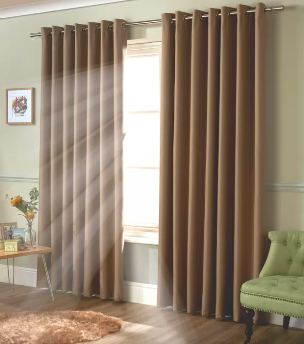 "<h3>Thermal Curtains</h3><br>Living in <a href=""https://www.refinery29.com/en-gb/how-to-decorate-rented-flat-uk"" rel=""nofollow noopener"" target=""_blank"" data-ylk=""slk:rented accommodation"" class=""link rapid-noclick-resp"">rented accommodation</a> often leaves you with little to no option when it comes to making your mark on your home. An easy way to change the look of a room is to add new curtains, and thermal ones will make the space twice as nice. Providing insulation via 'triple weave technology', these curtains have blackout, noise-reducing and thermal capabilities, meaning they keep heat in when the temperature drops as well as keeping the room dark, quiet and cosy. <br><br><strong>Marlow Home Co</strong> Strome Eyelet Thermal Curtains, $, available at <a href=""https://www.wayfair.co.uk/home-decor/pdp/marlow-home-co-strome-eyelet-room-darkening-thermal-curtains-ansy1183.html?"" rel=""nofollow noopener"" target=""_blank"" data-ylk=""slk:Wayfair"" class=""link rapid-noclick-resp"">Wayfair</a>"
