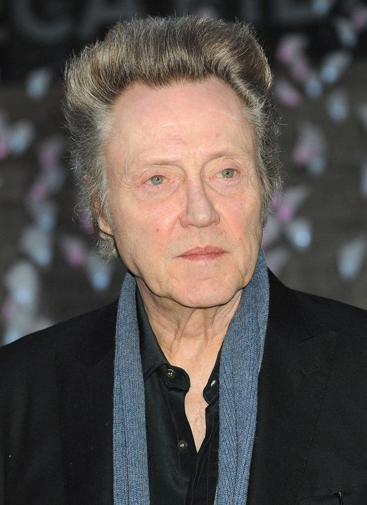 <p>Interestingly, Seymour's<i> Wedding Crashers</i> co-star Christopher Walken shares her condition of heterochromia iridis. He has one blue eye and one that's blue and hazel.<i> (Photo: Getty Images)</i> <br></p>