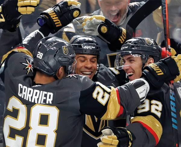 Vegas Golden Knights face busy week at home