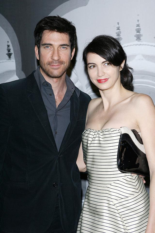 "Dylan McDermott filed for divorce from Shiva Rose after 12 years of marriage. The couple has two daughters. M. Tran/<a href=""http://filmmagic.com/"" target=""new"">FilmMagic.com</a> - February 24, 2007"