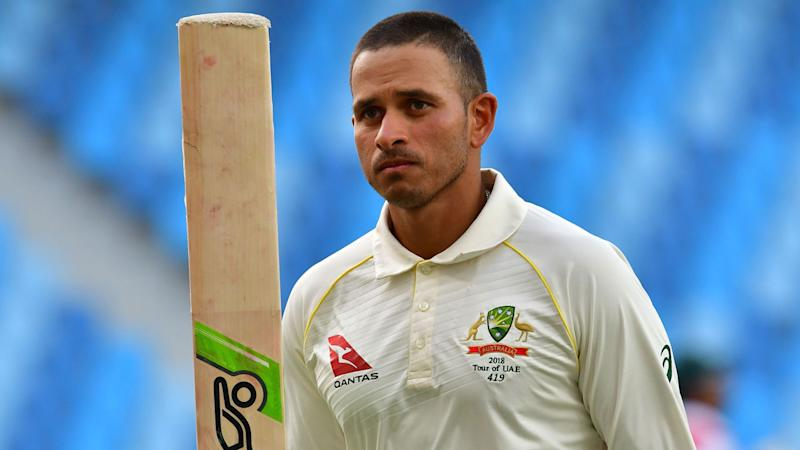 Injured Usman Khawaja may miss Australia's home series against India