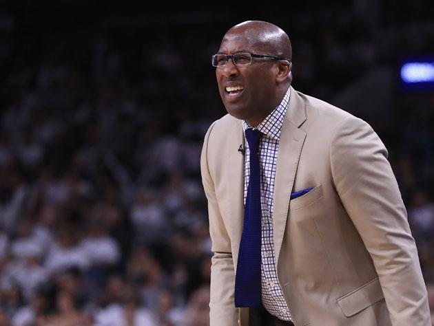Mike Brown will coach in his second NBA Finals. (Getty Images)