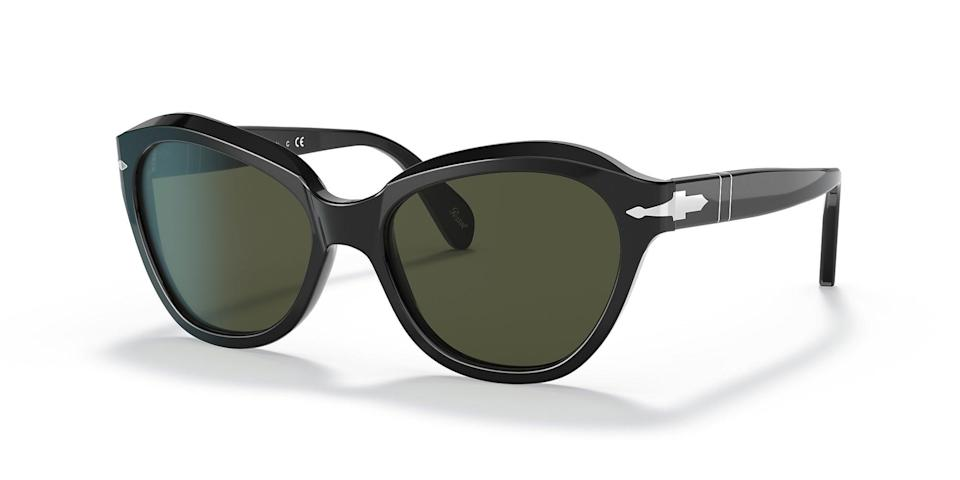 """<br><br><strong>Persol</strong> Sunglasses PO0582S, $, available at <a href=""""https://go.skimresources.com/?id=30283X879131&url=https%3A%2F%2Fwww.persol.com%2Fusa%2F0PO0582S--95-31"""" rel=""""nofollow noopener"""" target=""""_blank"""" data-ylk=""""slk:Persol"""" class=""""link rapid-noclick-resp"""">Persol</a>"""