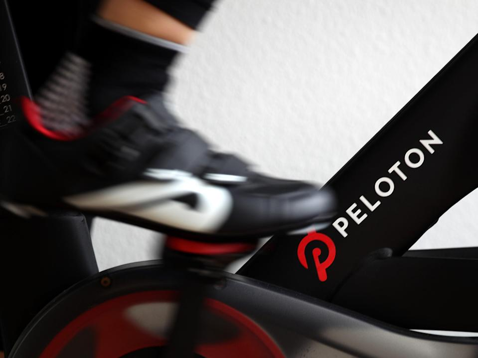 The fitness company recalled pedals from 27,000 of its bikes (Getty Images)