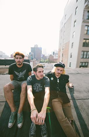 Together PANGEA Rage Against Young Love on 'Badillac' - Song Premiere