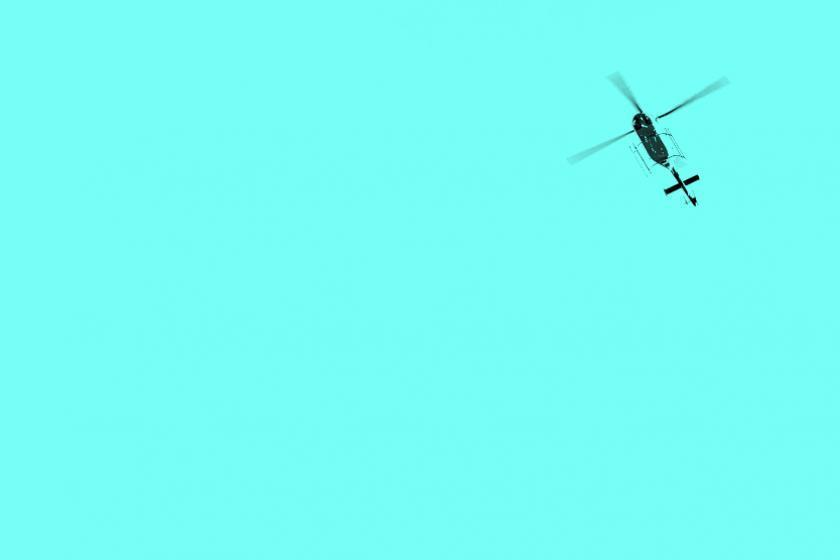 The dangers of private helicopters and planes