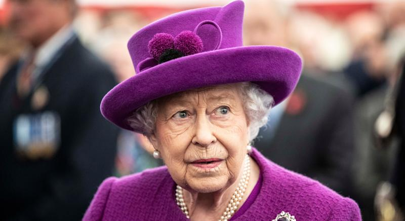 "The Queen's former press secretary has criticised The Crown for suggesting the monarch had an ""affair"" with her horse racing manager [Image: Getty]"