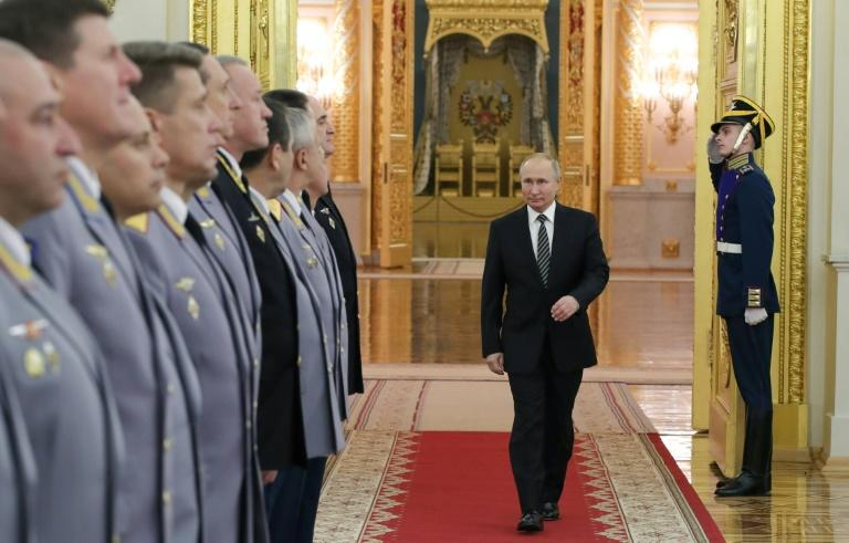 """""""A tsar is one who looks down from above and says: 'They will do as I order,'"""" Putin said"""