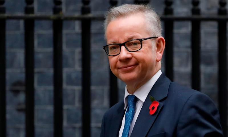 MIchael Gove has been giving the impression that he isn't taking media encounters entirely seriously.