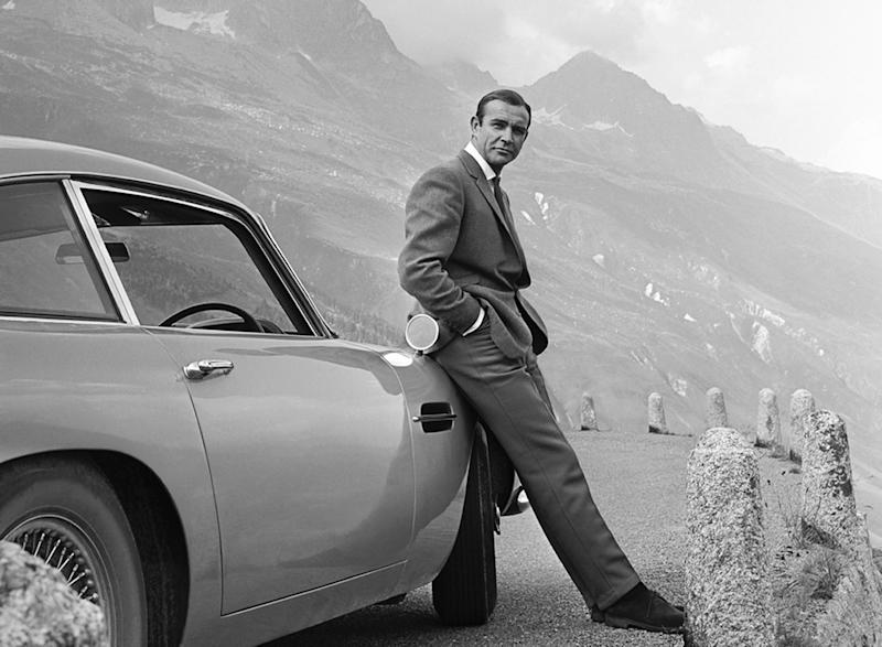 Sean Connery is crowned the best James Bond of all time