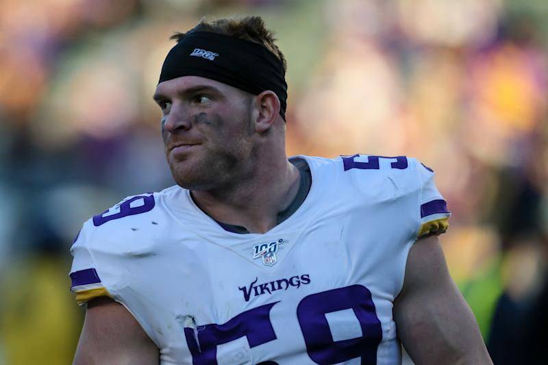 Cameron Smith is feeling lucky that a positive COVID-19 test led to doctors finding a dangerous congenital heart defect. (Photo by Jevone Moore/Icon Sportswire via Getty Images)