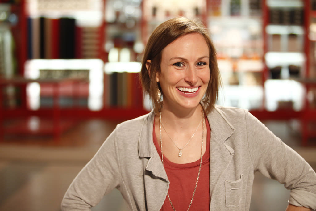 "Contestant Traci Remley is featured in the series premiere of ""Craft Wars."""