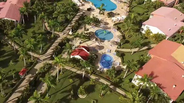 PHOTO: American couple Edward Nathael Holmes, 63, and Cynthia Ann Day, 49, died while staying at the Playa Nueva Romana resort in the Dominican Republic. (bahia-principe.com)