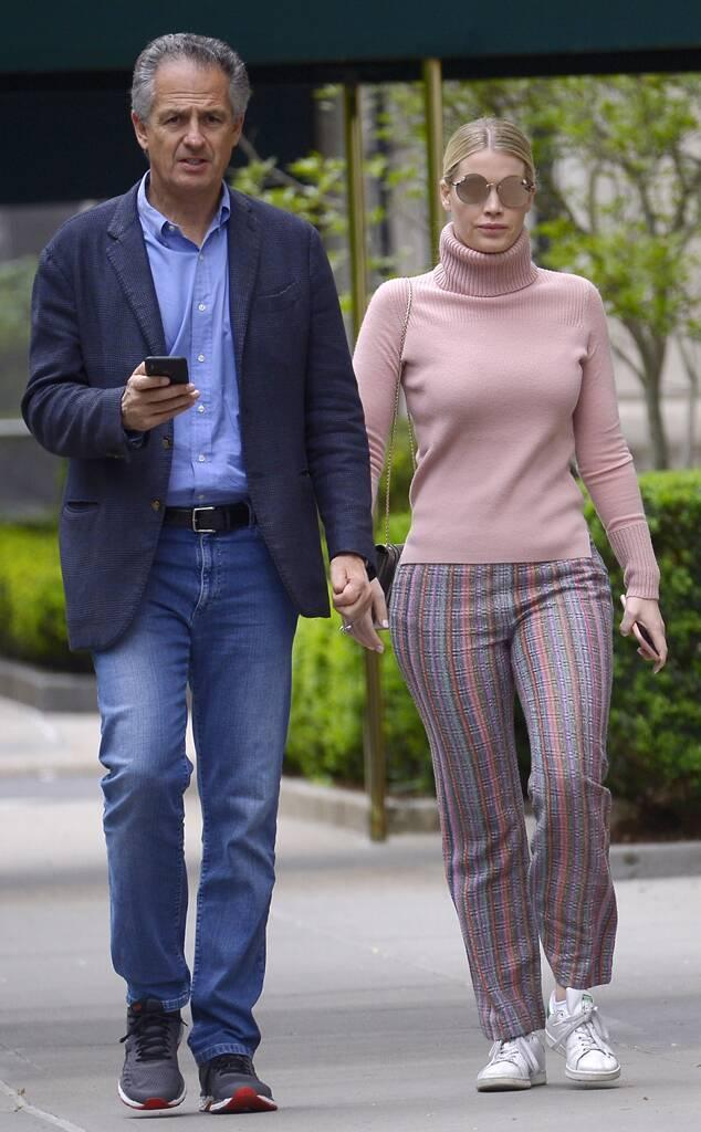 Lady Kitty Spencer, Michael Lewis