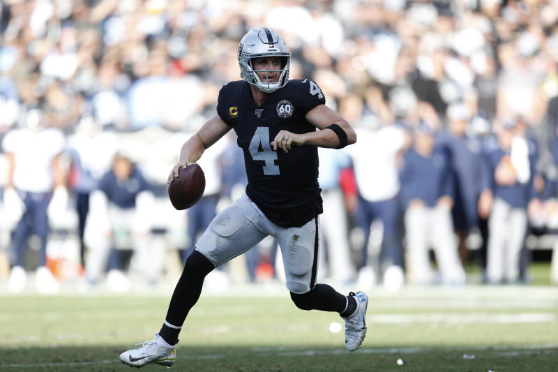 Raiders finale in Oakland about nostalgia not playoffs