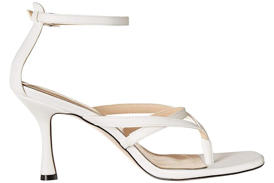 Jessica Simpson, heeled thong sandals