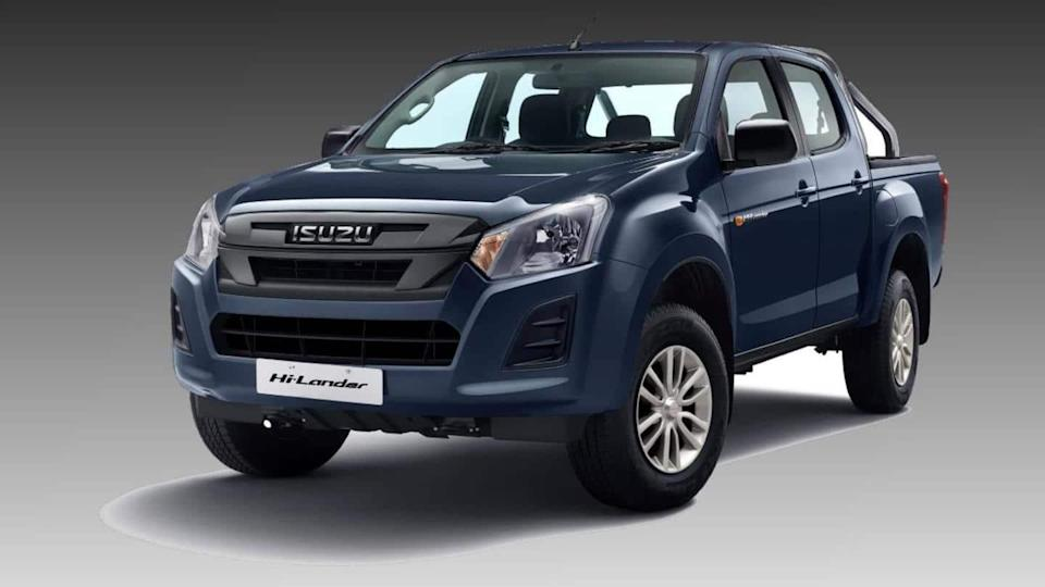 ISUZU D-MAX Hi-Lander available with benefits worth Rs. 1.5 lakh