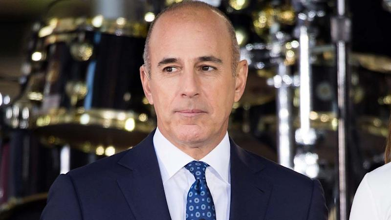 Matt Lauer Inching 'His Way Back Into Society' After 'Today' Show Ousting