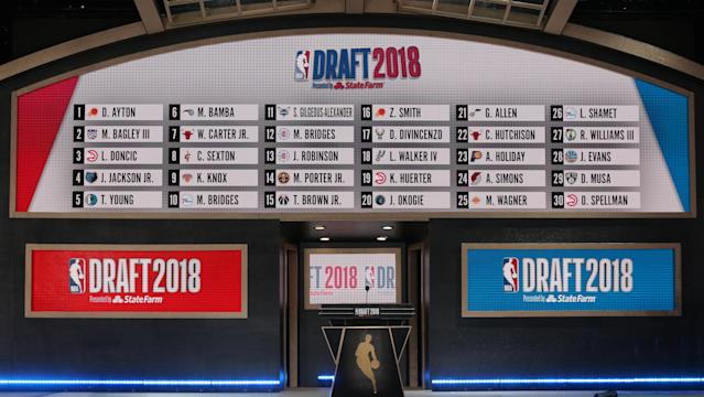 The Sixers hold five picks in the 2019 NBA draft. Here is the full draft order which takes place Thursday night.