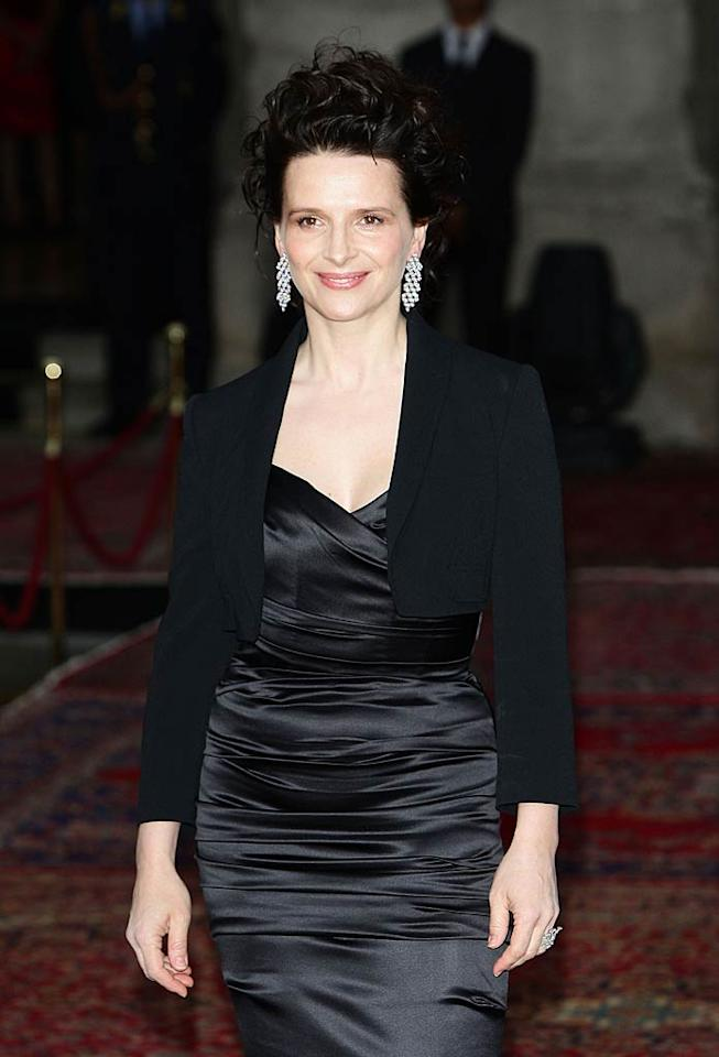 "March 9: Juliette Binoche turns 47 Vittorio Zunino Celotto/<a href=""http://www.gettyimages.com/"" target=""new"">GettyImages.com</a> - June 19, 2010"