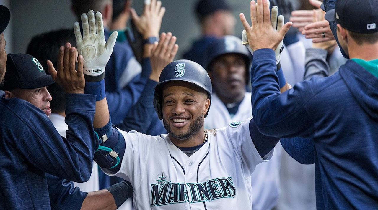 """<p><em>This is Part 3 of SI MLB's """"Spend to Contend"""" series, identifying which teams should open up their pocketbooks and make a run at a playoff spot.</em></p><p>Every year, a team (or two) arrives in the playoffs that spent the previous one losing a lot and playing before shrinking crowds in early August. Last year, that team was the Diamondbacks, who palindromed their 2016 record not by overhauling their entire team but instead by identifying their immediate weaknesses. As the free agent freeze continues into February, over 100 free agents remain unsigned. With so few teams having substantially improved this winter and so many apparently consigning themselves to rebuilding or also-ran status, our """"Spend to Contend"""" series examines those teams, whom like last year's Diamondbacks, could best benefit from a significant dip into the market rather than a complete teardown.</p><p>Part 1 on the New York Mets <a rel=""""nofollow"""" href=""""https://www.si.com/mlb/2018/02/05/new-york-mets-playoff-contender"""">can be read here</a>. Find Part 2 on the Twins <a rel=""""nofollow"""" href=""""https://www.si.com/mlb/2018/02/06/minnesota-twins-free-agency-yu-darvish"""">over here</a>.</p><p>Next up? The Seattle Mariners</p><p>****</p><p>It's not exactly an occasion that calls for champagne, but the Mariners can finally claim a title. They're the owners of the longest active postseason drought in American professional sports, because the Buffalo Bills made the NFL playoffs <a rel=""""nofollow"""" href=""""https://www.si.com/nfl/2018/01/07/bill-jaguars-nfl-wild-card-buffalo-fans"""">for the first time in 18 years</a>. The Mariners have been absent from the postseason scene since 2001, when their 116-win squad bowed to the Yankees in the ALCS. Intermittently, they've fielded some pretty good teams, but haven't found joy even with the addition of a second wild card spot, missing by one game in 2014 (87 wins) and three in '16 (86). Despite backsliding to 78 wins last year, they have a nucleus that, with a few smart a"""