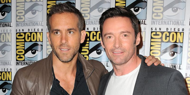 Hugh Jackman and Ryan Reynolds End Feud for 24 Hours (for Coronavirus)