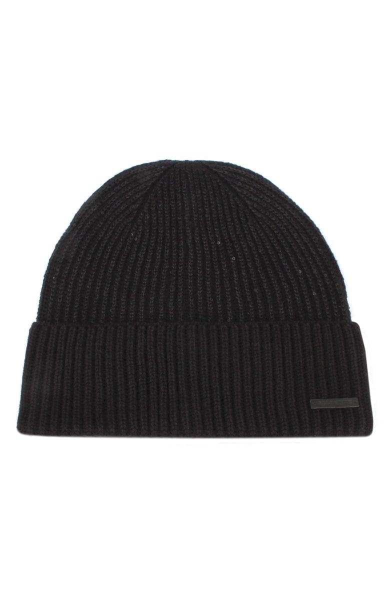 <p>Add a little sparkle to your life with this <span>AllSaints Sequin Cuff Beanie</span> ($50).</p>