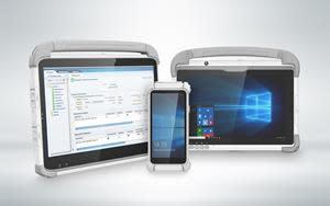 DT Research 2-in-1 Rugged Medical Tablets