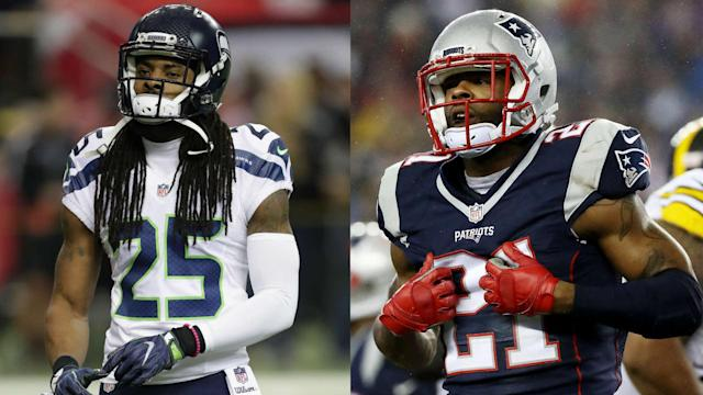 Butler signed his one-year restricted free agent tender from the Patriots. Sherman skipped voluntary workouts, but plans on attending OTAs.