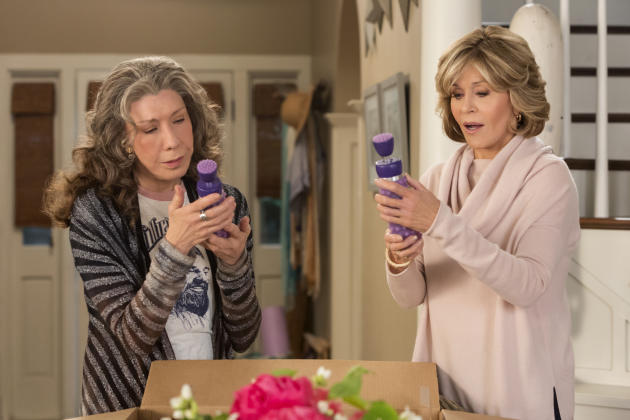 Grace And Frankie' To End With Season 7