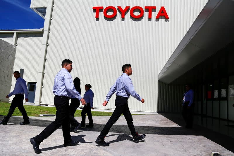 Toyota, Nissan and Honda gear up for Mexico reboot after COVID-19 lockdowns
