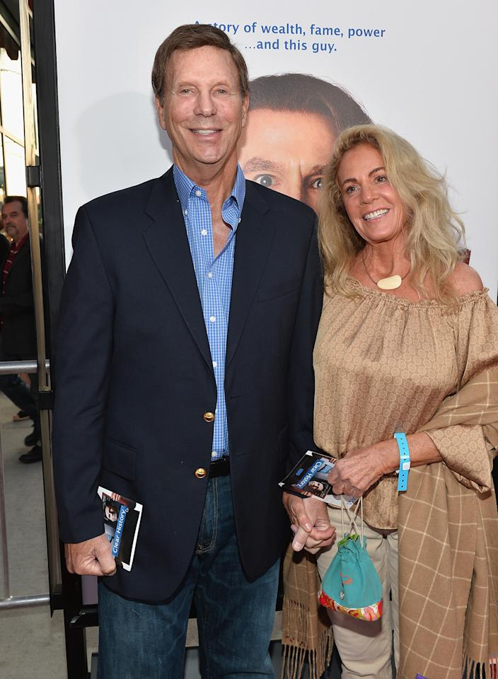 """Bob Einstein arrives at the premiere of HBO Films' """"Clear History"""" at ArcLight Cinemas Cinerama Dome on July 31, 2013 in Hollywood, California."""