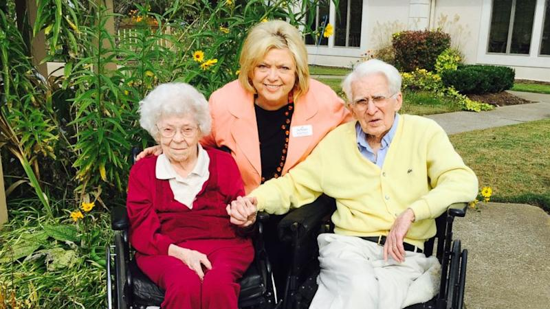 Couple Married 76 Years Share Their 100th Birthdays Together