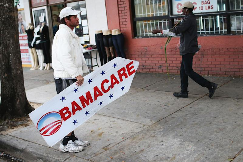 Big Blue Cross-Blue Shield insurer aims to return to Obamacare exchanges
