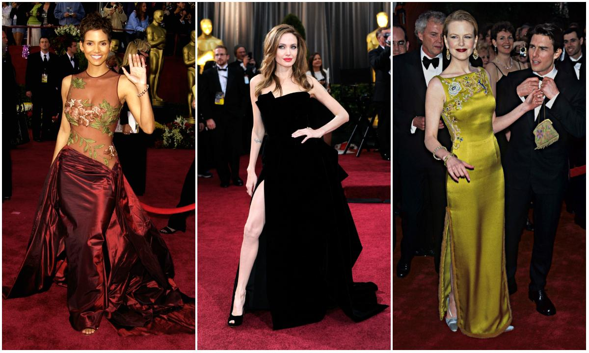 <p>Through the years, the Oscars has offered an abundance of striking fashion moments, but only handful of gowns truly stand the test of time.<i> (Getty)</i> </p>
