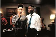 "<p><strong>Cast: </strong>Christopher ""Kid"" Harris, Christopher ""Play"" Martin, Martin Lawrence, Tisha Campbell<br></p><p>Hip-hop duo Kid 'n Play star as themselves in this comedic musical as two best friends who are determined to have the most epic house party, ever. And of course, one of them is determined to get ""The Girl.""</p><p><a class=""link rapid-noclick-resp"" href=""https://play.hbomax.com/feature/urn:hbo:feature:GXwOYEAypSMMxPQEAAAAD?camp=googleHBOMAX&action=play"" rel=""nofollow noopener"" target=""_blank"" data-ylk=""slk:Watch Now"">Watch Now</a></p>"