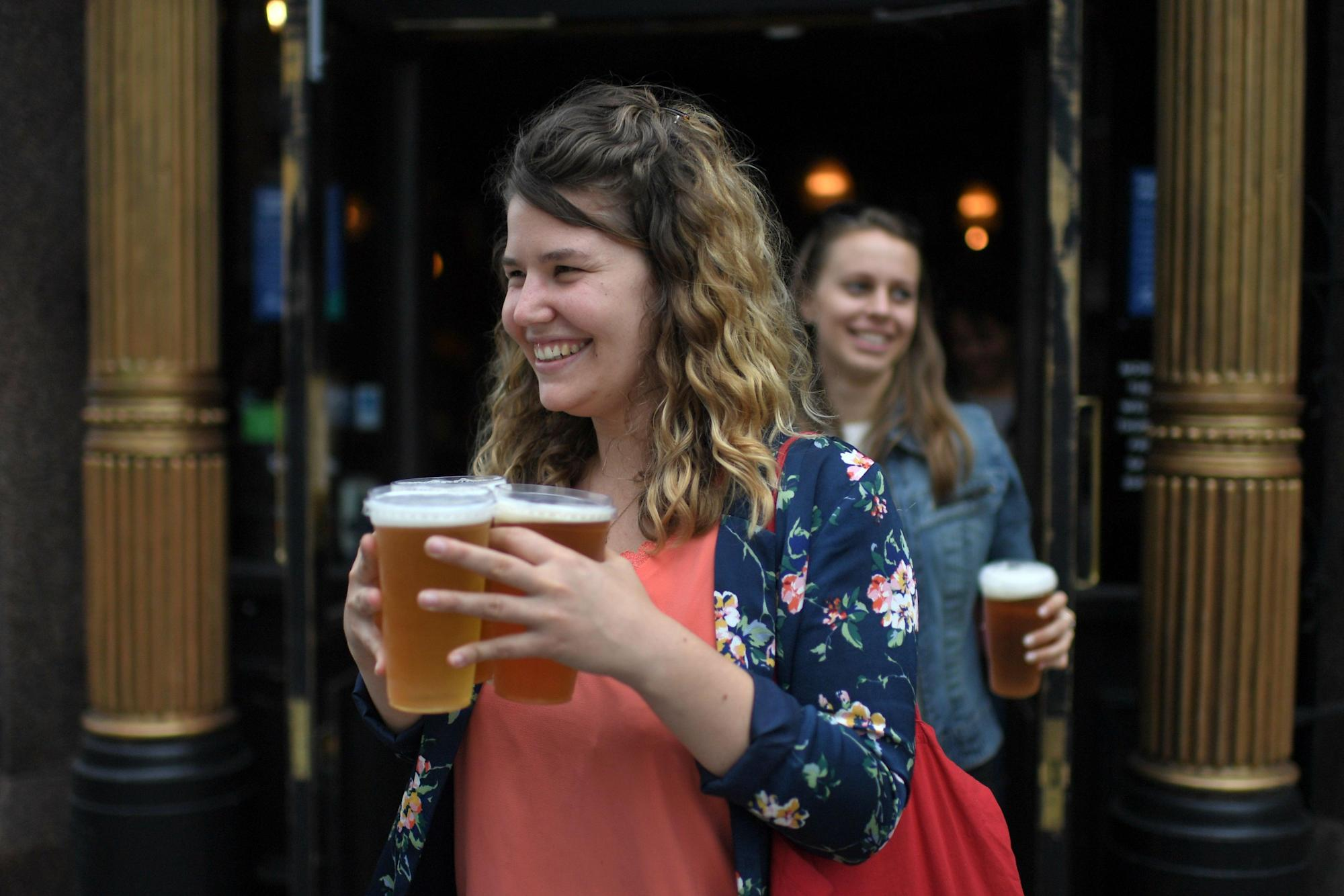 Takeaway pints may be allowed as legislation loophole uncovered