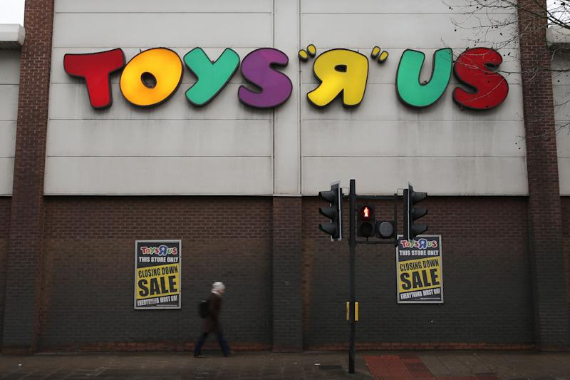 8b4ceb2cb58 Toys  R  Us Australia stores to close after failing to sell