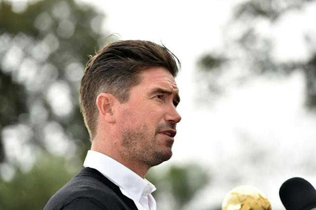 Former Australian football player Harry Kewell has been appointed as the new manager of English fourth-tier club Crawley Town