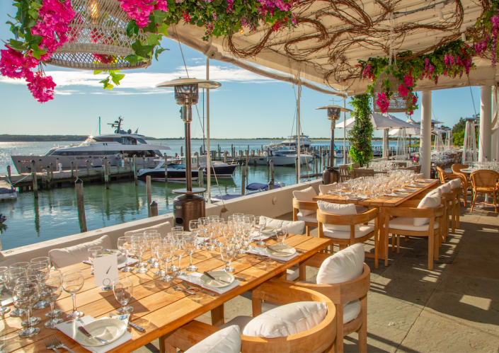 """<p>Formerly known as East Hampton Point, this five-acre, waterfront property recently underwent a multi-million dollar renovation to feature a greater variety of chic accommodations, exciting new food and beverage offerings, and an array of exciting wellness partnership with brands like SLT. <a href=""""https://www.ehpresort.com/"""" rel=""""nofollow noopener"""" target=""""_blank"""" data-ylk=""""slk:EHP Resort & Marina"""" class=""""link rapid-noclick-resp"""">EHP Resort & Marina</a> offers a taste of the Mediterranean lifestyle in its cuisine, lifestyle, and unique experiences. It's a new home to exciting summer fashion pop-ups, exclusive pool and tennis complexes, and other modern amenities.</p><p><em>EHP<em> Resort & Marina opened in May 2021. Nightly rates start at $900 per night, in season</em>.</em></p>"""