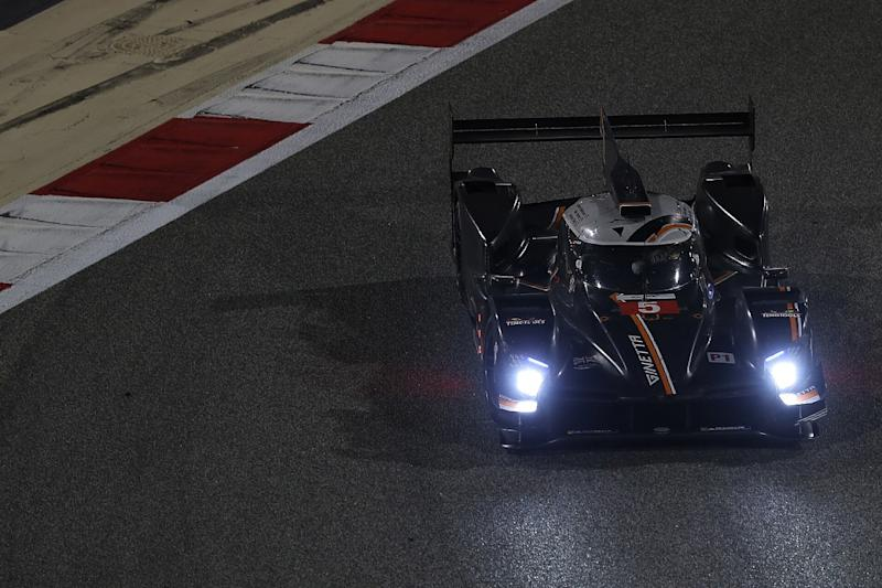 Senna slams Ginetta driver for 'destroying' race