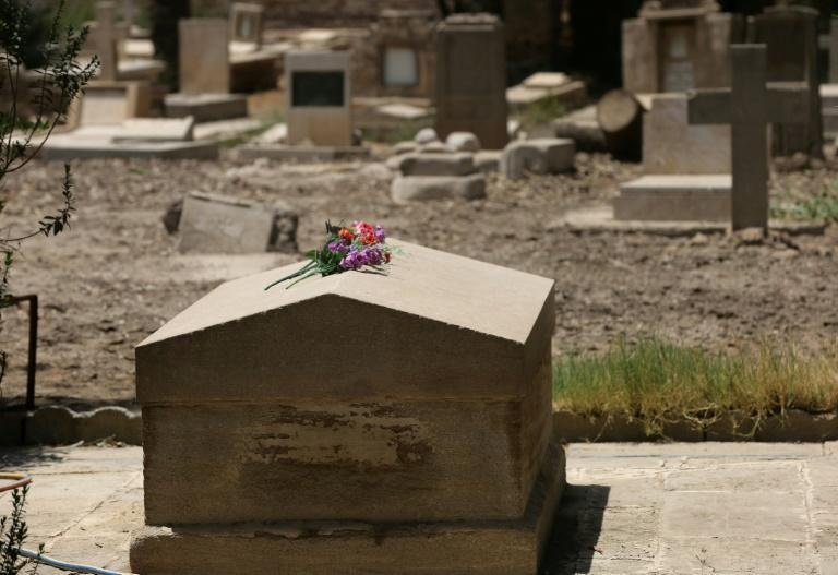 A scattering of flowers still marks the grave of British archaeologist, diplomat and spy Gertrude Bell in Baghdad's locked Protestant cemetery, but few Iraqis know the key role she played in forging their country