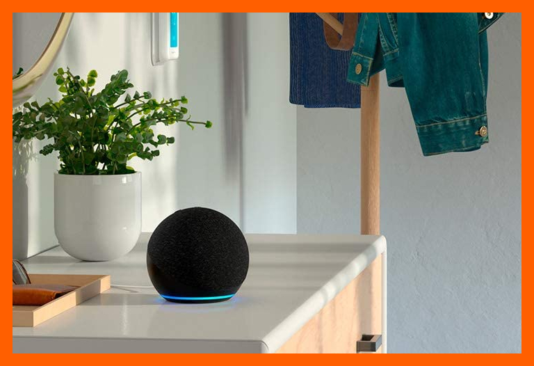 The brand new Echo Dot (fourth generation) and Amazon Smart Plug package are almost 50 percent off!  (Photo: Amazon)